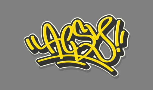 acsy graffiti tag